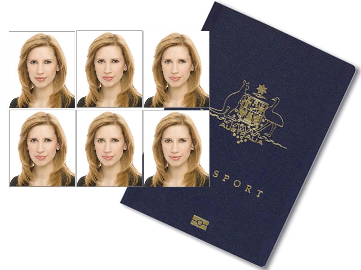 Длинные волосы прическа на в паспорте